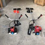 Máy cắt cỏ 2 thì Tomikama 2 công suất tiện lợi