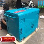 máy phát điện chạy dầu Tomikama 5kva giá cập nhật