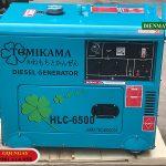 Máy phát điện chạy dầu Tomikama 6500 bao giá thị trường