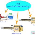 Máy phun thuốc diệt trùng các loại có sẵn tại Hà Nội