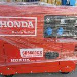 Báo giá dự án Máy phát điện chạy dầu Honda SD 6800 CX
