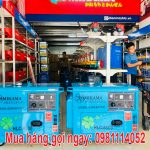Máy phát điện chạy dầu hàng nhật giá rẻ Tomikama loại 5kw, 7kw