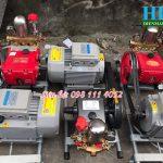 Máy rửa xe áp lực cao công nghiệp giá rẻ chính hãng ở Hoàng Long