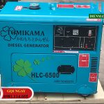 Máy phát điện Tomikama chạy dầu 2 công suất 5kw và 7kw
